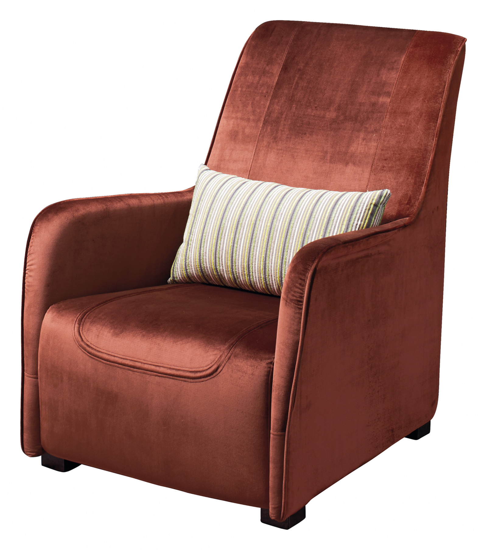 Дизайнерское кресло 917 Oleander Accent Chair BREEZE DECORATION